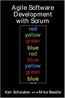 agile software dev with scrum libro