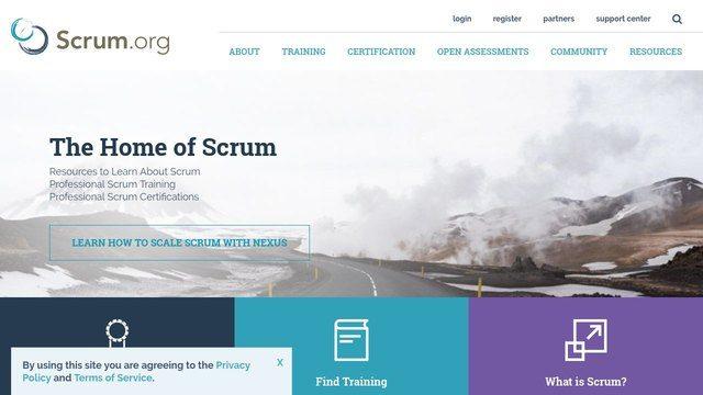 scrum org